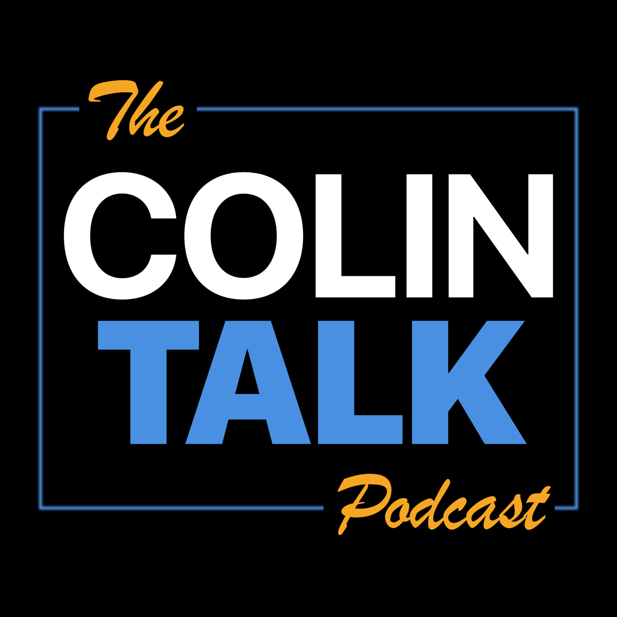 The ColinTalk Podcast